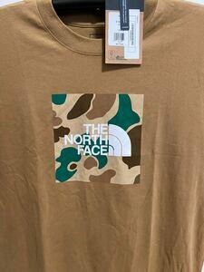 THE NORTH FACE ノースフェイスTシャツ ボックスロゴ アメリカ限定モデル
