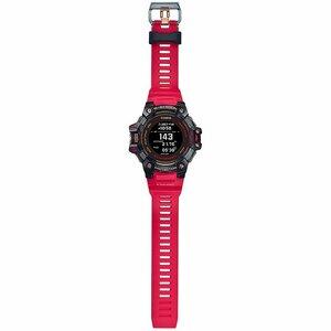 G-SHOCK G-SQUAD スケルトン樹脂  心拍計とGPS 機能を搭載した  限定品  メンズ腕時計 GBD-H1000-4A1JR  新品