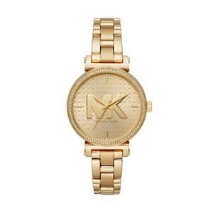 MICHAEL KORS マイケルコース MK4334 Sofie Ladies ソフィー ゴールド レディースウォッチ アナログ 腕時計