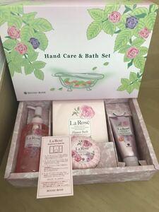 【新品】HOUSE OF ROSE★ハウス オブ ローゼ★Hand Care&Bath Set★2021年株主優待品