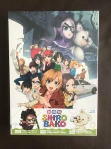 ★新品未開封  劇場版 SHIROBAKO  通常版   Blu-ray ブルーレイ   国内正規版  クリックポスト送料込み