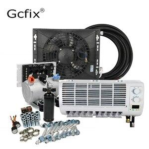 汎用 マウント自動空調コンプレッサー 高品質 おすすめ コンディショナー12V 24V車ストリートロッドホットクラシックA/C