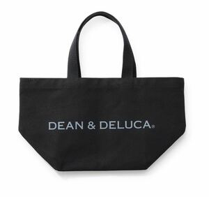 DEAN&DELUCA レディース トートバッグ Sサイズ ブラック エコバッグ 残りわずか 正規品 大人気 値下げ不可