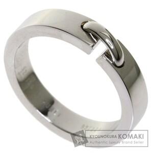 Chaumet ショーメ ショーメ リアン #52 リング・指輪 K18ホワイトゴールド レディース 中古品