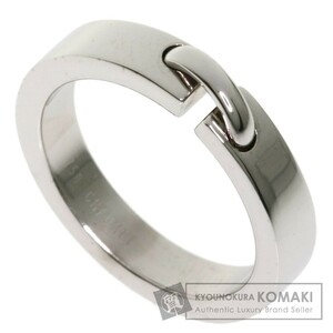 Chaumet ショーメ リアン リング・指輪 K18ホワイトゴールド レディース 中古品