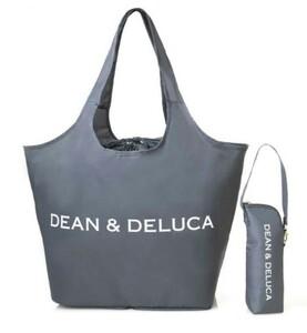 GLOW 付録 8月号 DEAN&DELUCA エコバッグ ボトルケース 2点