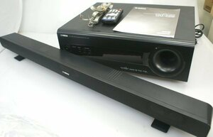 (( one months guarantee )) ** Yamaha YHT-S400* Home theater package YAMAHA operation OK instructions remote control attaching .