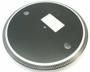 *00 Technics Technics SL-1200 series turntable part operation OK