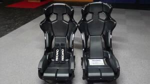 ※入手困難 FIA認証モデル RECARO PRO RACER RMS 2700G サイドアダプタ付き2脚セット 説明書 ボルト類付き ※関東圏内のみ ※お届けします