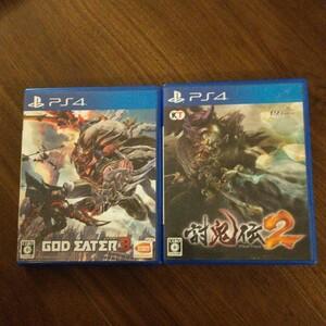 GOD EATER3 討鬼伝 PS4