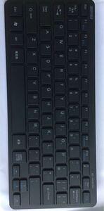 【最終値下げ】Buffalo Bluetoothワイヤレスキーボード BSKBB22BK
