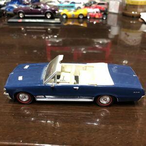 デルプラド 1/43 ポンティアック GTO ミニカー 世界の名車コレクション 売切り