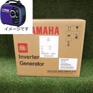 ヤマハ 防音型インバータ発電機 EF1600iS 未使用 防災 停電 非常 レジャー キャンプ イベント アウトドア YAMAHA ≡DT706-3