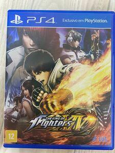 ザ キング オブ ファイターズ14 THE KING OF FIGHTERS XIV 海外版 PS4中古
