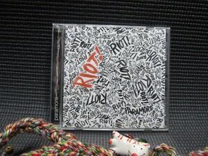 【CD】RIOT! - パラモア 通常版 【USED】