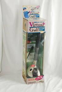 未開封品 タカラ バーチャル ゴルフ バーチャルスポーツシリーズ 玩具 おもちゃ