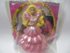 McDonald's 1991 Barbie MATTEL フリル ドレス バービー 人形 ビンテージ フィギュア ミールトイ アメリカ マクドナルド バービー人形 レア