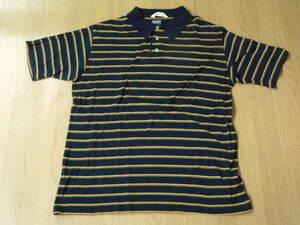 ☆ strawbridge eclothier ポロシャツ L   USED