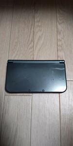 美品 Newニンテンドー3DS LL 任天堂 ブラック new NINTENDO 3DS LL