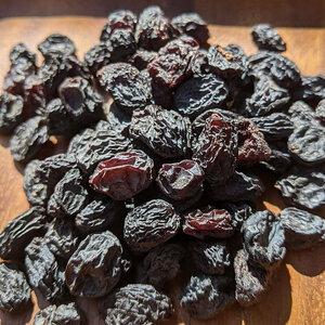【BI】 ドライフルーツ ブラックレーズン 220g 黒レーズン 無添加 砂糖不使用 ノンシュガー レーズン 干しブドウ 干しぶどう