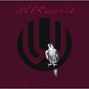 名盤 UVERworld BABY BORN&GO/KINJITO(初回生産限定盤)(DVD付)