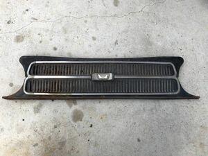 本田 ホンダ ライフ 360 フロント ラジエター 鉄製 グリル 前期 初期型 デラックス SA EA ステップバン ワゴン N360 旧車 純正 当時物 レア