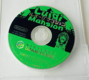 ルイージマンション NGC LUIGI`S MANSION (ゲームディス) ★ 任天堂ゲームキューブ GAMECUBE