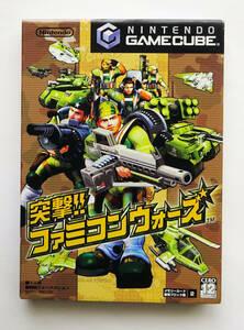 突撃!!ファミコンウォーズ NGC BATTALION WARS ★ 任天堂ゲームキューブ GAMECUBE