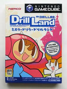 ミスタードリラー ドリルランド NGC MR.DRILLER DRILL LAND ★ 任天堂ゲームキューブ GAMECUBE
