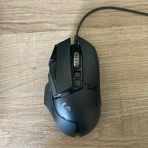 Logicoolゲーミングマウス G502hero