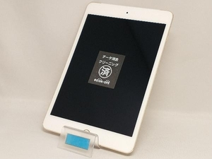 SoftBank 【SIMロック解除済】MK782J/A iPad mini 4 Wi-Fi+Cellular 128GB ゴールド SB