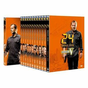 24 -TWENTY FOUR-シーズン5 DVDコレクターズ・ボックス 新品未開封