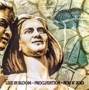 Locanda Delle Fate ロカンダ・デッレ・ファーテ - Live In Bloom - Progvention - Nov. 6th 2010 限定アナログ・レコード