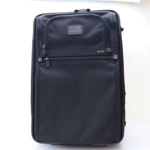 T227 Туми 22020 DH багажник багажник TUMI черный нейлон 32L внешняя упаковка