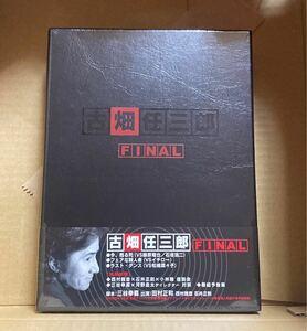 新品未開封 3DVD/古畑任三郎 FINAL DVD-BOX 06/5/17発売 藤原竜也 イチロー 松嶋菜々子