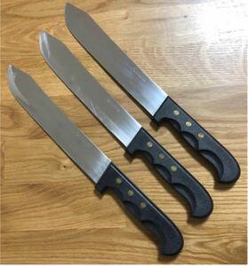 ナイフ 3本
