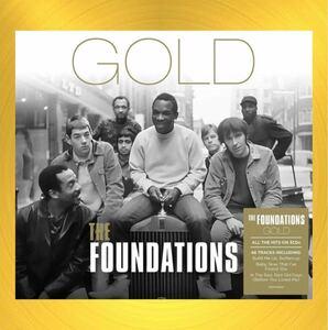 【輸入盤】The Foundations / GOLD[3CD]ザ・ファウンデーションズ