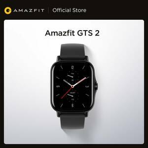 グローバルバージョンAMAZFIT GTS 2スマートウォッチ5ATM防水AMOLEDディスプレイロングバッテリ寿命スマート時計 ANDROID IOS電話