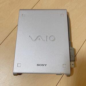 フロッピーディスクドライブ VAIO