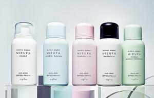 NAPRA / [5 наборов] Meep Fragritese УФ-распылительный уход за волосами Солнцезащитный крем