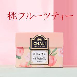桃フルーツティー 花茶 10g×18包いり