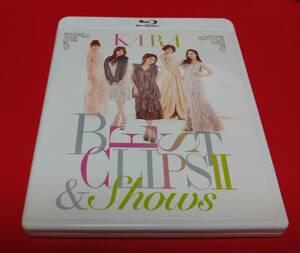 KARA/BEST CLIPS Ⅱ&Shows〈初回限定盤・2枚組〉