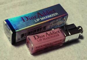 Dior ディオール 新品 アディクトリップ マキシマイザー 001 2本セット ミニチュアサイズ リップグロス 2ml 箱入り