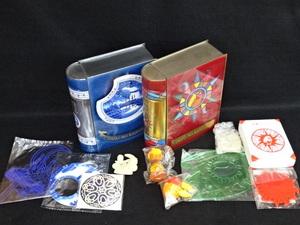 B-5-06109A ● 森永 チョコボール おもちゃのカンヅメ 月の缶詰 太陽の缶詰 ◆ キョロちゃん キョロ缶