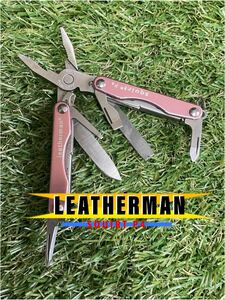 LEATHERMAN SQUIRT P4 Pink レザーマン マルチツール マルチプライヤー