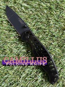 CAMMILUS #005 Folding Knife カミラス フォールディングナイフ 折りたたみナイフ