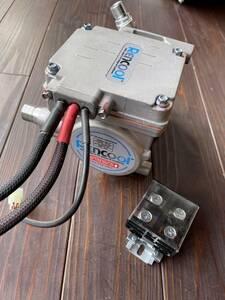 電動エアコン コンプレッサー 12V専用 旧車 ハコスカ 空冷ポルシェ R35 Rencool