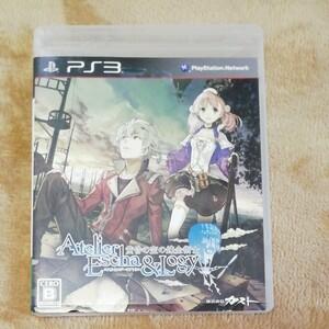 PS3ソフト 「エスカ&ロジーのアトリエ 黄昏の空の錬金術士」