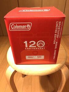 送料無料 新品 国内正規品 Coleman 120th ANNIVERSARY SPORTSTERⅡ Red コールマン スポーツスター シングルバーナー レッド 赤 120周年