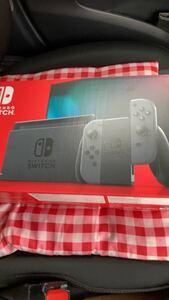 Nintendo Switch JOY-CON(L) (R) グレー 本体 新品未開封
